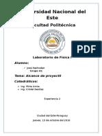 Laboratorio Fisica 1 Pendulo IBER97