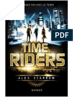 Time Riders T01