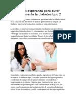 Una nueva esperanza para curar definitivamente la diabetes tipo 2.docx