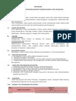 3. Membuat Infection Control Risk Assessment (Icra)