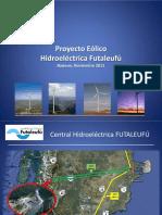 10. Hidroeléctrica Futaleufú SA Parque Eólico Futaleufú