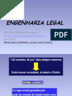 3 - Normas Legais Aplicáveis