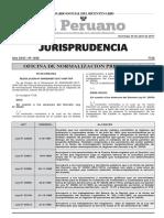 Jurisprudencia Nro 1040 30-04-2017 Fe de Erratas Res 987-2017-OnP-TAP