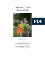 From the Garden Recipe Book - With Photos of Garden Foods