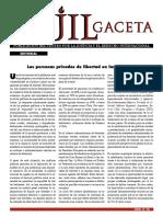 Gaceta_ Privacion de la libertad.pdf