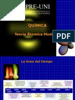Teoría Atómica Moderna