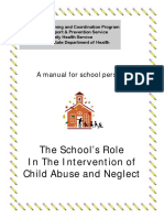 school reporting manual 07