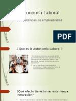 autonomia laboral