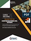 Curso Nueva Ley de Contrataciones Del Estado Mayo