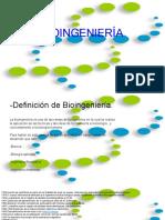 Bioingenierìa