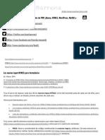 Los Nuevos Input HTML5 Para Formularios