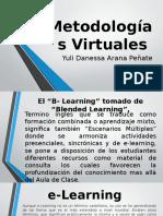 Metodologías Virtuales