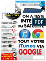 A Vos Mac Tablettes N 22 - Janvier 2014