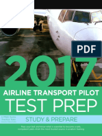 Look Inside ASA Airline Transport Pilot Test Prep