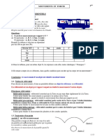 Cours PH7 Mouvements Et Forces Prof