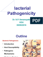 Lect 5 Bacterial Pathogenicity