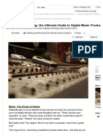 Mixing and Remixing_ the Ultimate Guide to Digital Music Production - All