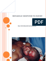 Metabolic Response to Trauma Bikash
