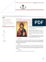 » Como Santiguarse, Persignarse, Signarse; Como Hacer La Señal de La Cruz - Religion Catolica Romana