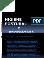 HIGIENE POSTURAL Y ERGONOMIA EXPOSICION.pptx