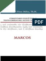 Comentario Exegético al texto griego del N.T. - Marcos.pdf