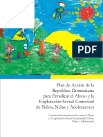 Plan Accion Dominicana Abuso Sexual