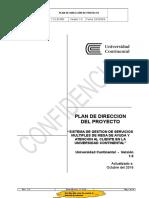 Plan de Dirección del Proyecto 2016.doc