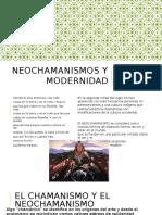Neochamanismos y Modernidad