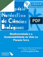 III Simpósio Nordestino de Ciências Biológicas Artigos Científicos 3