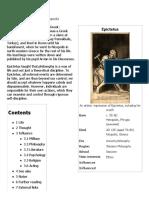 Epictetus - Wikipedia, The Free Encyclopedia