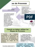 Expo Electiva 2 Mapas de Procesos Marco Logico