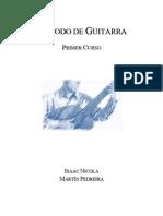 Método de Guitarra I - I. Nicola - M. Pedreira