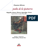Enciclopedia de la guitarra