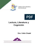 Lectura, Literatura y Cognición