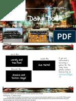 Newspaper Tabloid Project