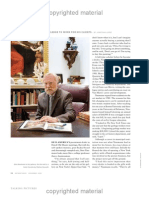 The Scholar Dealer - Art and Antiques, November 2009 - By Jonathan Lopez