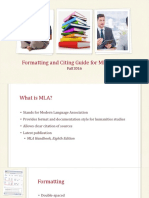 formatting and citing guide for mla essays  1