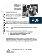 Creating Study Guides Oregon State