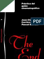 JEAN-CLAUDE CARRIÈRE  Práctica del guión cinematográfico
