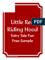 Fairy Tale Fun Little Red Riding Hood Free Sample (3730328)