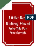 Fairy Tale Fun Little Red Riding Hood Free Sample (3730328)