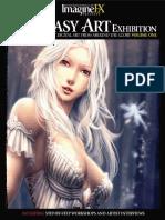ImagineFX - Fantasy Art Exhibition Vol 1