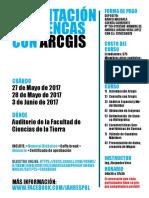 Publicación curso arcgis