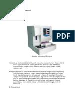 Makalah Hematology Analyzer