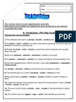 Final Revision Sheet a.L Prim.5 Second Term 2014 - 2015