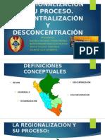 La Regionalizacion Grupo 3