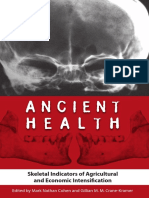 Ancient Health_ Skeletal Indicators of Agricultural and Economic Intensific