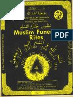 Muslim Funeral Rites Book PDF