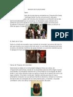 Danzas de Guazacapan