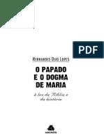 O Papado e o Dogma de Maria - Hernandes Dias Lopes